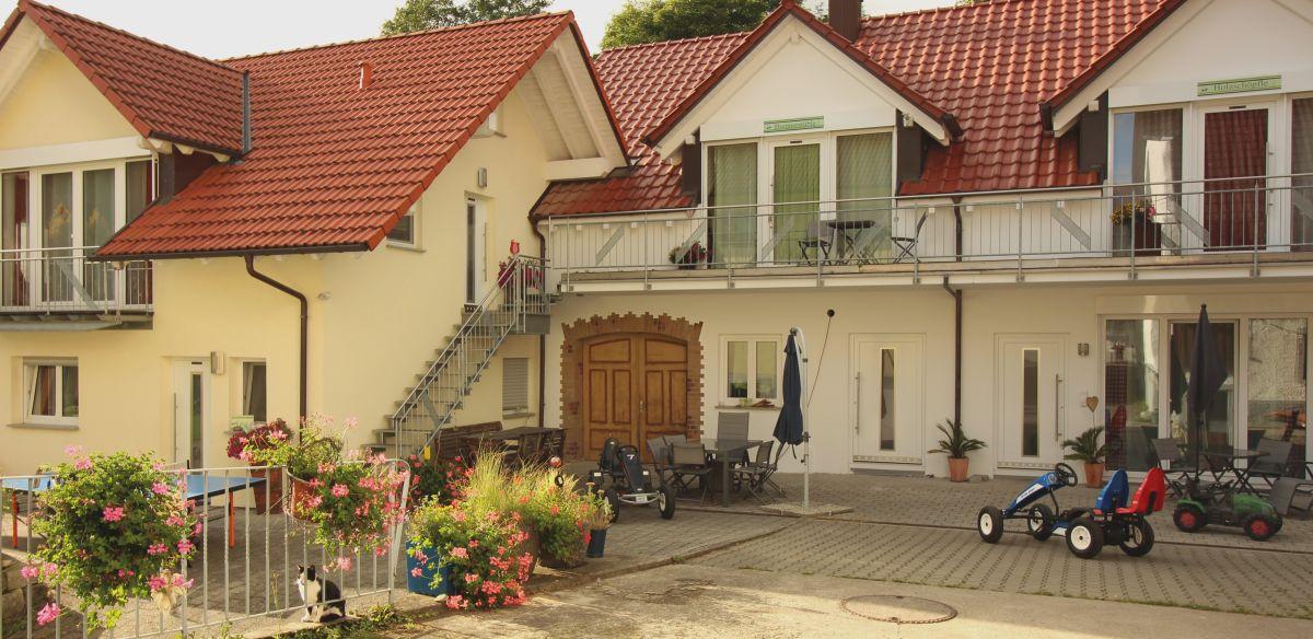 Urlaubsgenuss in Stärk's komfortablen Ferienwohnungen in Bodnegg nähe Ravensburg - Wangen i. Allgäu